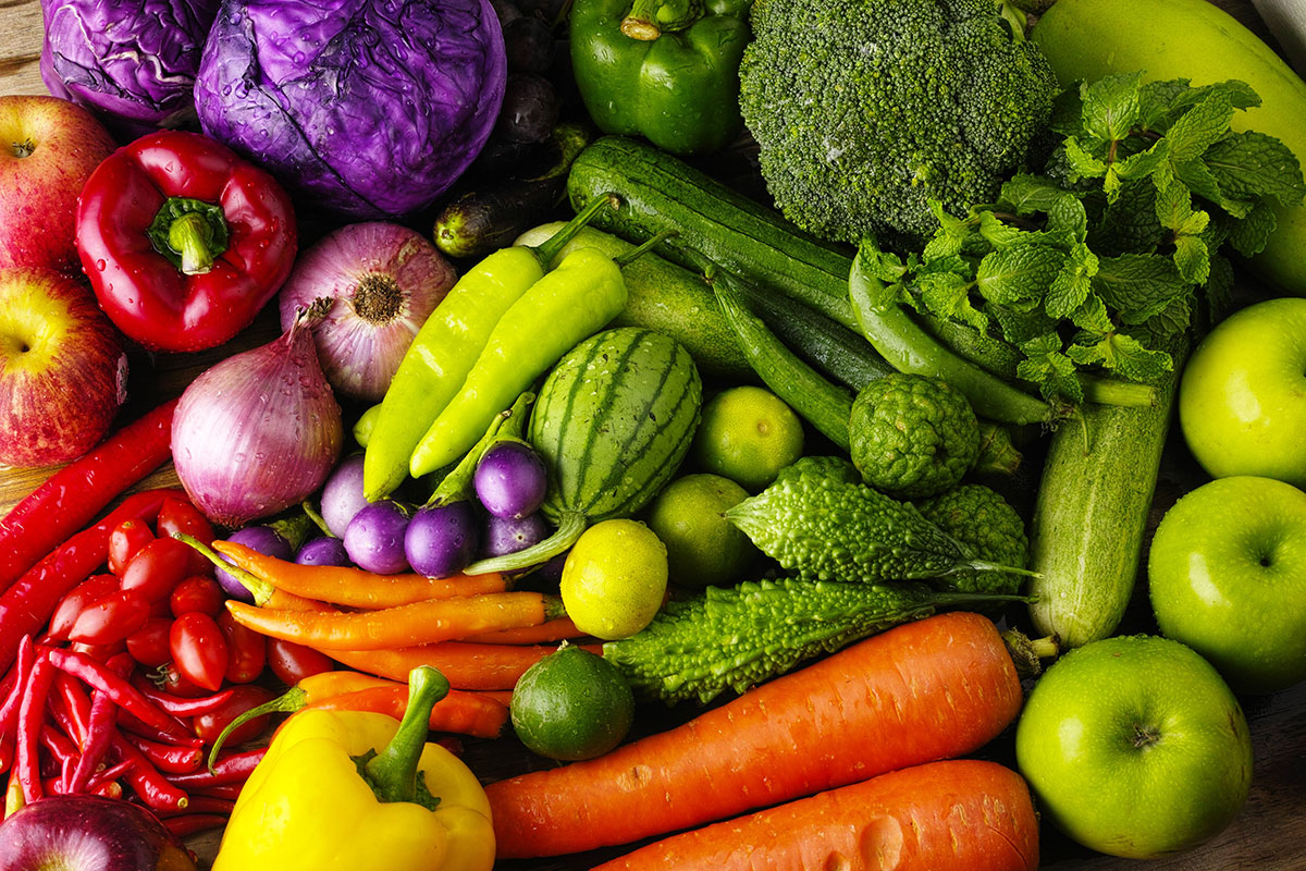 Brief Information About The Different Types Of Organic Food Available