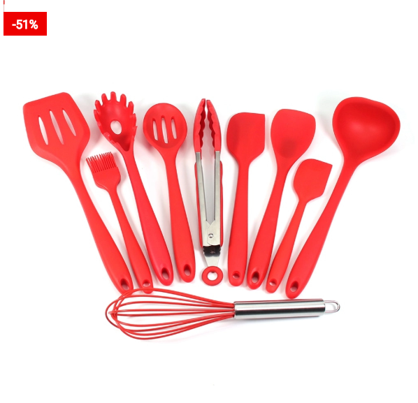 Food Grade Cooking Utensils For Your Kitchen