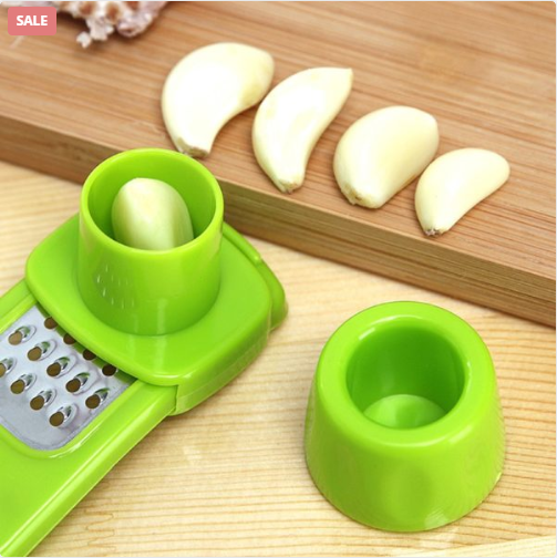 Garlic And Ginger Crusher For Kitchenware