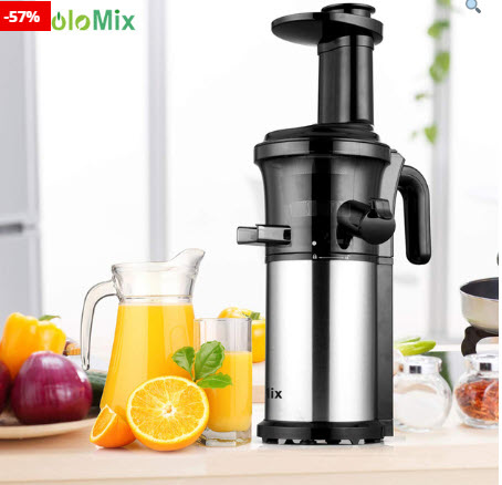 Top 15 Kitchenware: Vegetable And Fruit Juicer