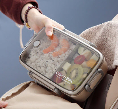 Multilayer Insulation Lunch Box