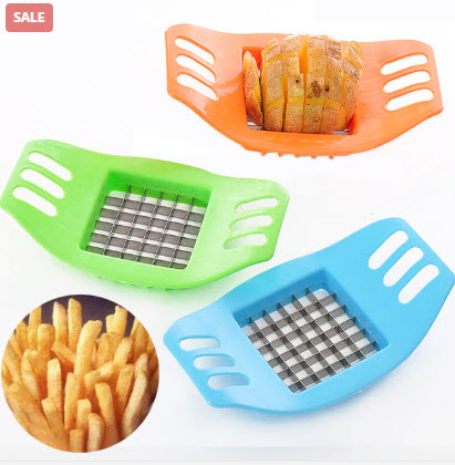 Top 50 Kitchenware: French Fry Slicer