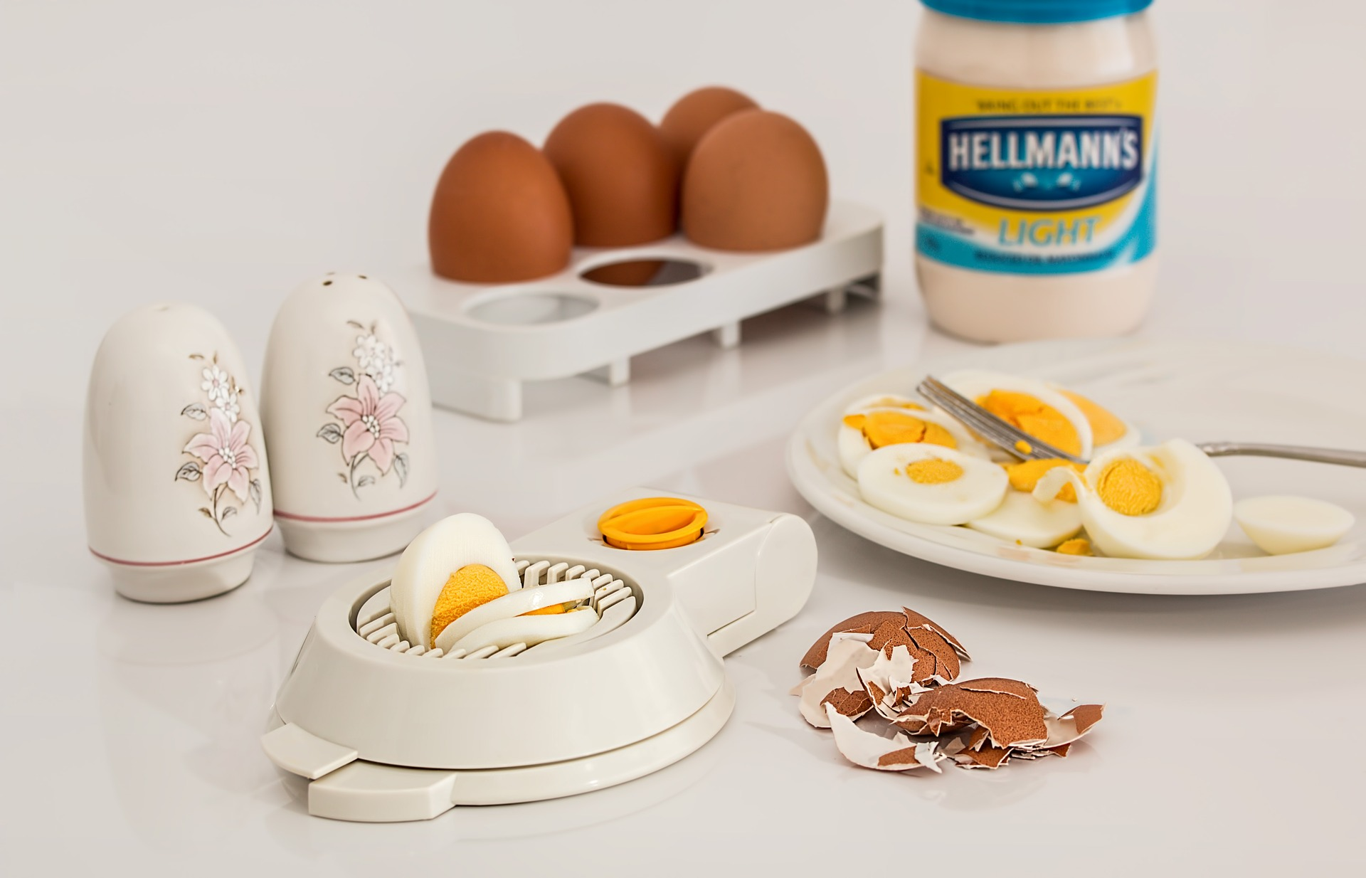 Freezing Method For Egg And Its Uses